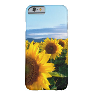 Gisement de tournesol coque barely there iPhone 6