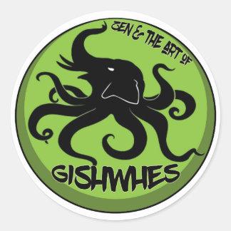 GISHWHES Elopus 2014 Sticker