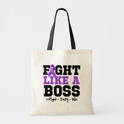 GIST Cancer Fight Like a Boss Bags