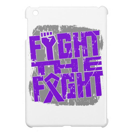 GIST Cancer Fight The Fight iPad Mini Covers