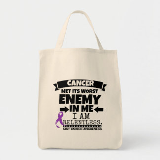 GIST Cancer Met Its Worst Enemy in Me Tote Bag