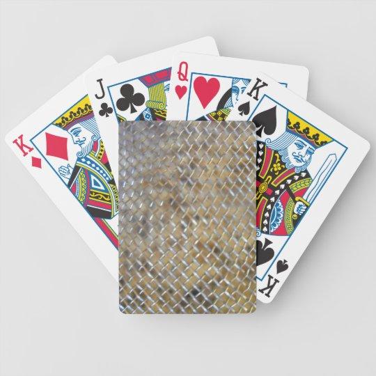 gitter struktur poker deck