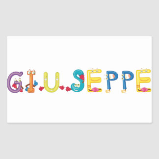 Giuseppe Sticker