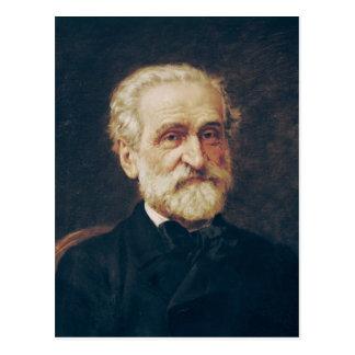 Giuseppe Verdi Postcard