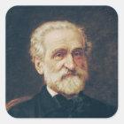 Giuseppe Verdi Square Sticker