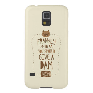 Give a Dam Beaver Galaxy S5 Cover