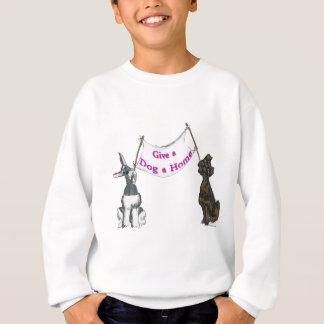Give a Dog A Home Sweatshirt