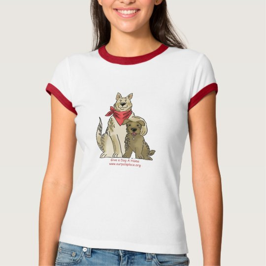 Give a Dog a Home T-shirt