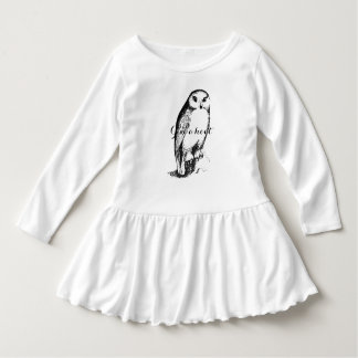 Give a hoot! Dress
