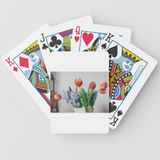 Give a positive feeling to yourself poker deck
