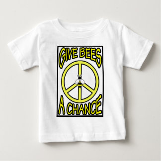 Give Bees A Chance Baby T-Shirt