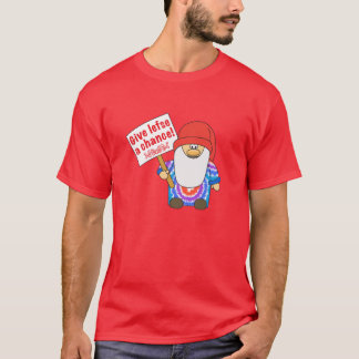 Give lefse a chance T-shirt