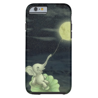 Give me a string, I will fly to the Moon! iPhone 6 Tough iPhone 6 Case