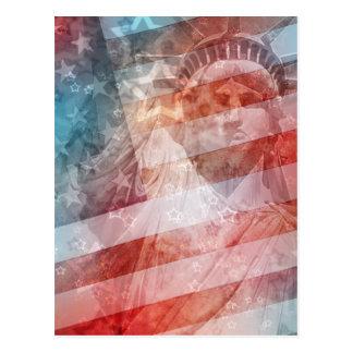 Give Me Liberty Postcard