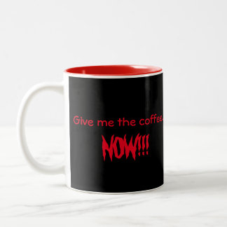 Give me the coffee cup
