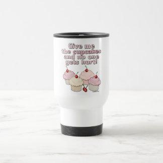 Give me the Cupcakes Travel Mug