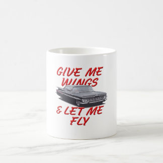 Give Me Wings Coffee Mug
