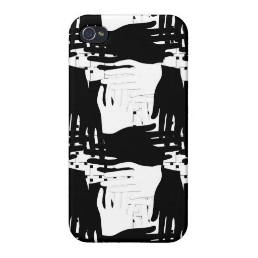Give me your hand iPhone 4/4S cases