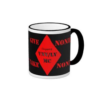 Give None Take None Diamond VNV/LV MC Support Cup Ringer Mug