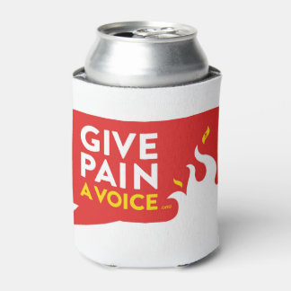 Give Pain A Voice Can Cooler