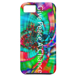 Give Peace a Chance iPhone 5 Cases