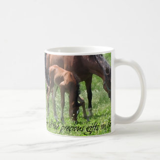 Give Thanks For Precious Gifts Coffee Mug