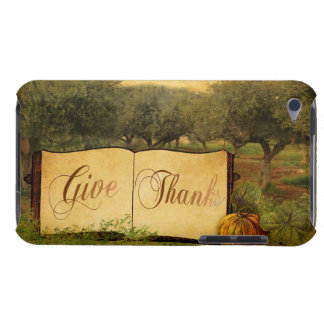 Give Thanks iPod Touch Cover