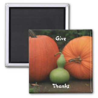 Give Thanks Magnet