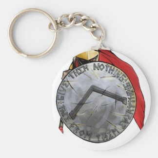 Give Them Nothing...Take From Them Everything Keychain