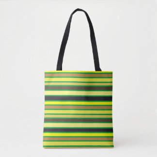 Given Stripes Tote Bag