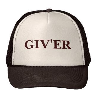 """""""GIV'ER"""" TRUCKER HAT"""
