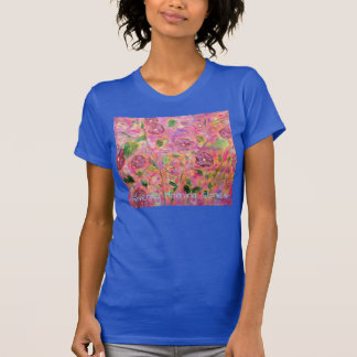 Giverny Morning Glories T-Shirt