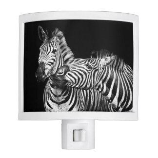 Gives-a-kiss-zebras Night Lites