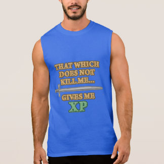 Gives me XP Sleeveless Shirt