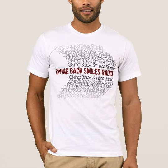 Giving Back Smiles Radio T-Shirt