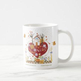 Giving Thanks Classic White Coffee Mug