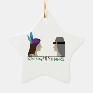 Giving Thanks Ornaments