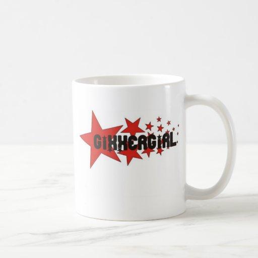 Gixxer Girl Star Clothing Mug