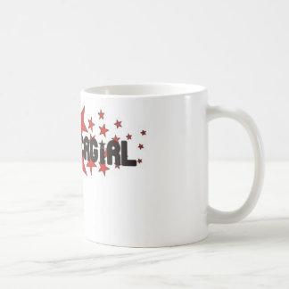 Gixxer Girl Star Clothing Mugs