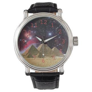 Giza Pyramids Orion's Belt Watch