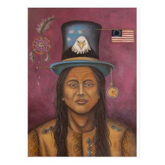 Gizmo 5 Native Postcard