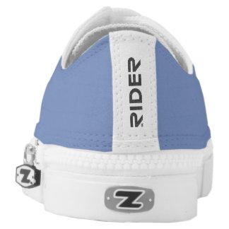GL RIDER - Goldwing Fan Zipz Low Top Shoes (blue)