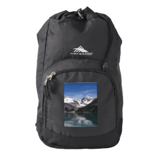 Glacial Bay, Alaska High Sierra Backpack
