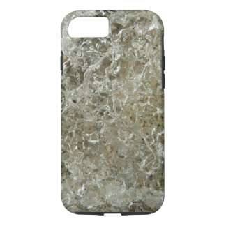 Glacial Ice Abstract Nature Textured Design iPhone 8/7 Case