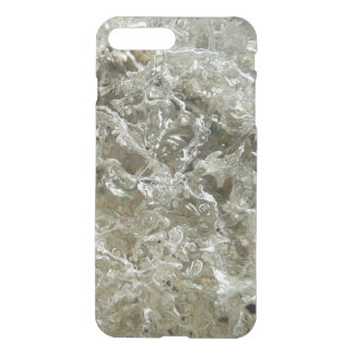 Glacial Ice Abstract Nature Textured Design iPhone 8 Plus/7 Plus Case