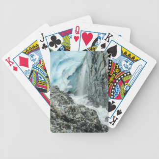 glacier19 bicycle playing cards