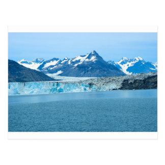 glacier Alaska Postcard