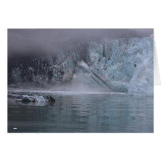 Glacier Bay Alaska Card