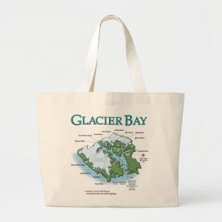 Glacier Bay Jumbo Tote