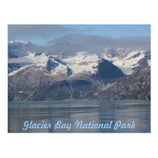 Glacier Bay National Park, Alaska Postcard